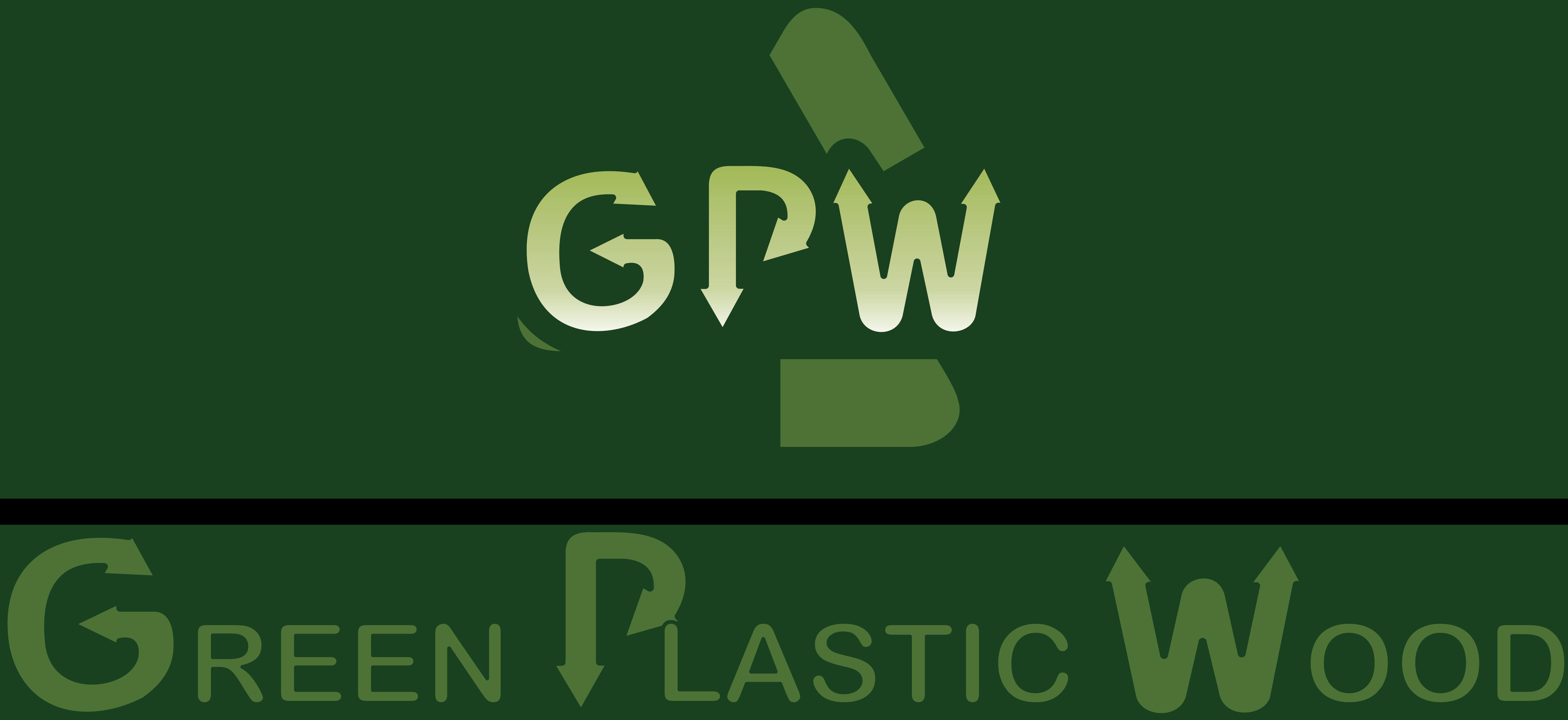 Green Plastic Wood
