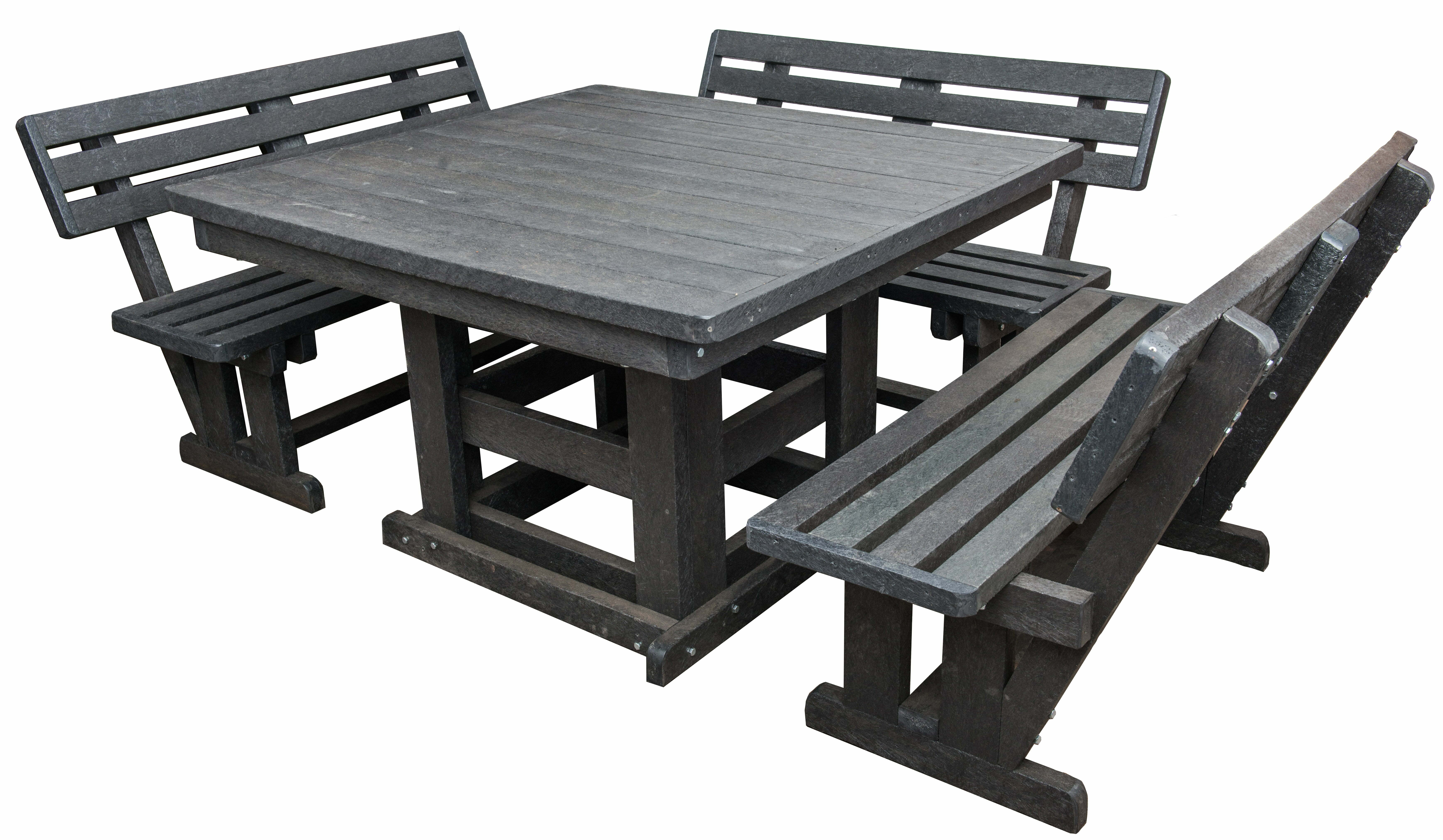 Recycled Plastic Patio Furniture - Green Plastic Wood ®